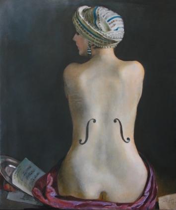03G05 Le Violon d'Ingres